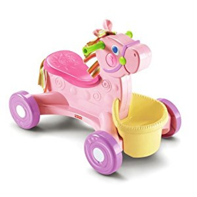 Fisher Price Riding Horse Pink