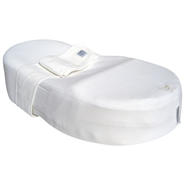 RED Castle Cocoonababy - White 2