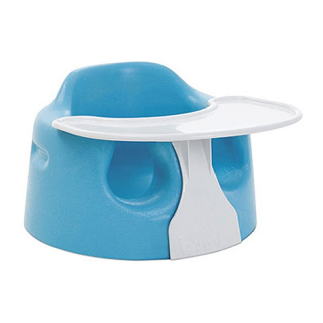 Bumbo Seat With Tray - Blue