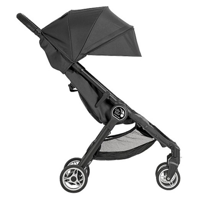 Baby Jogger City Tour Onyx - Black 1