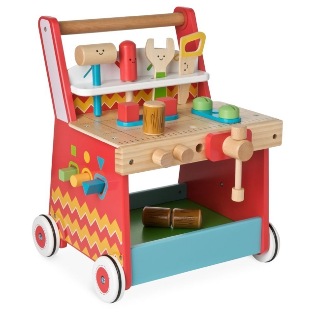 ELC wooden Activity Workbench