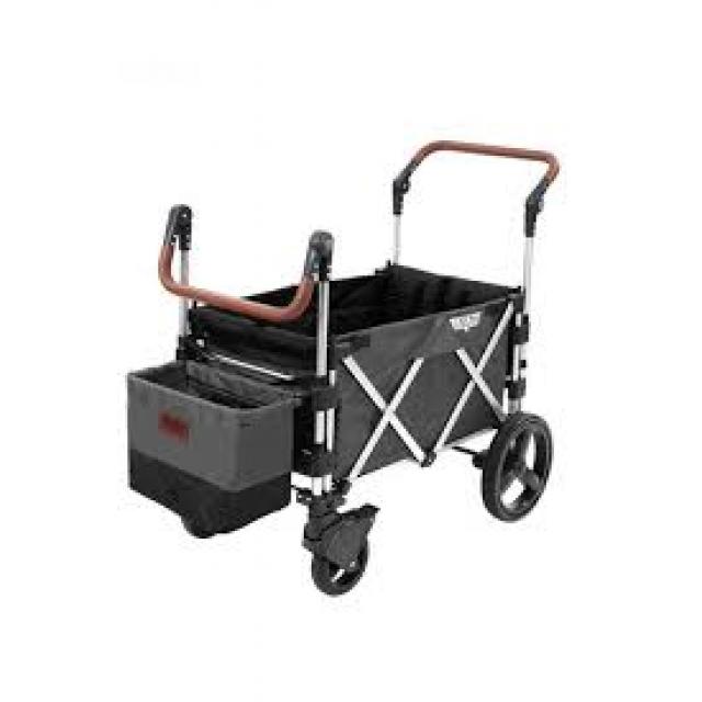 Keenz Stroller Wagon 7S - Grey