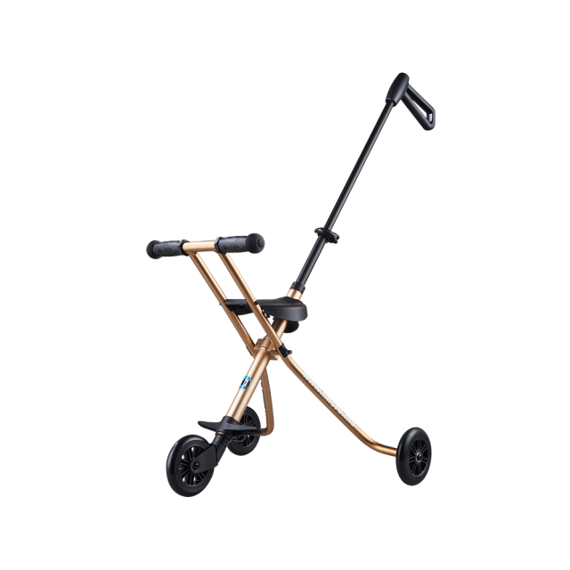 Micro trike deluxe - Gold (with seatbelt)