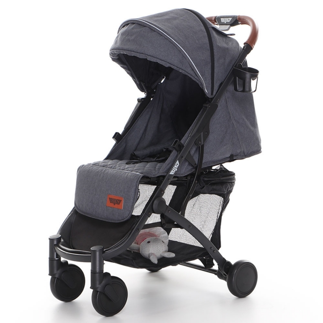 Keenz stroller airplus - Grey 1
