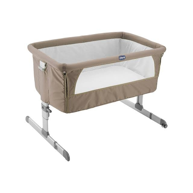Chicco Next2me Side Sleeping Crib - Brown (3)