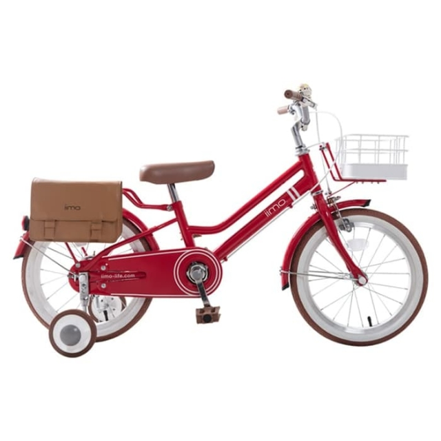 IIMO Kids Bike - Red