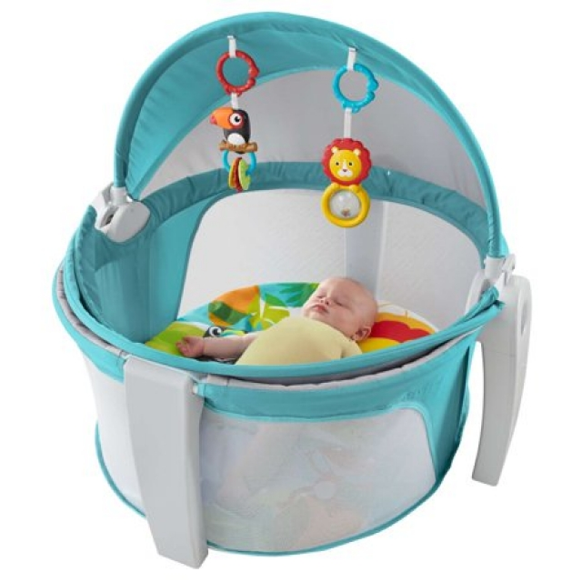 Fisher Price  Fisher Price Baby Gear On The Go Baby Dome