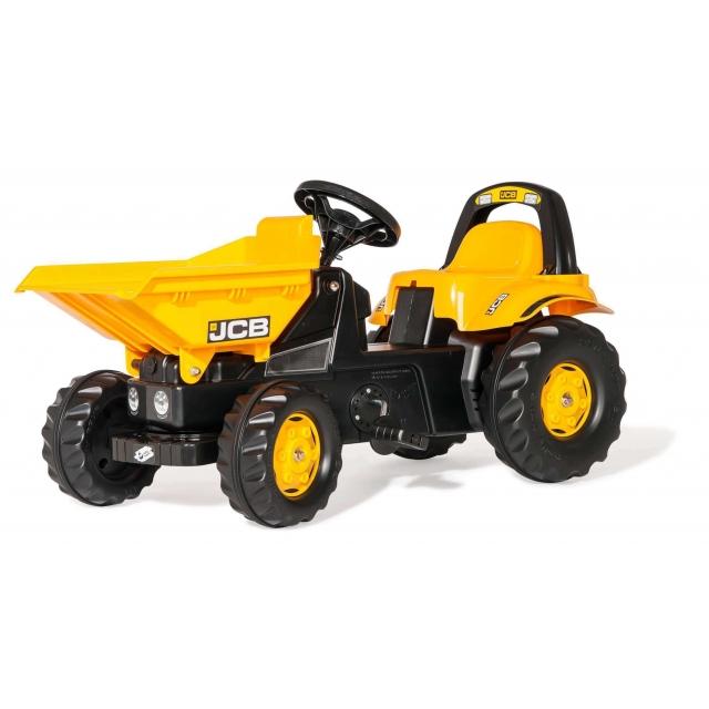 Rolly Toys Pedal Dumper - JCB