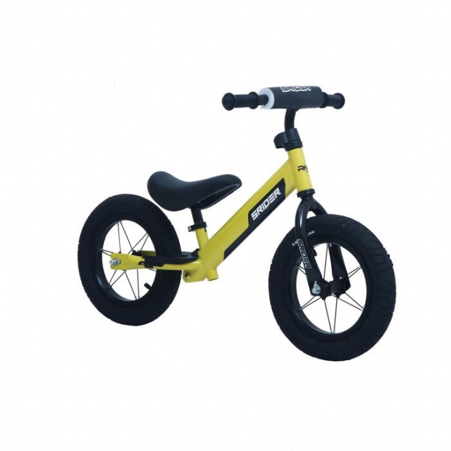 Srider Balance Bike - Yellow
