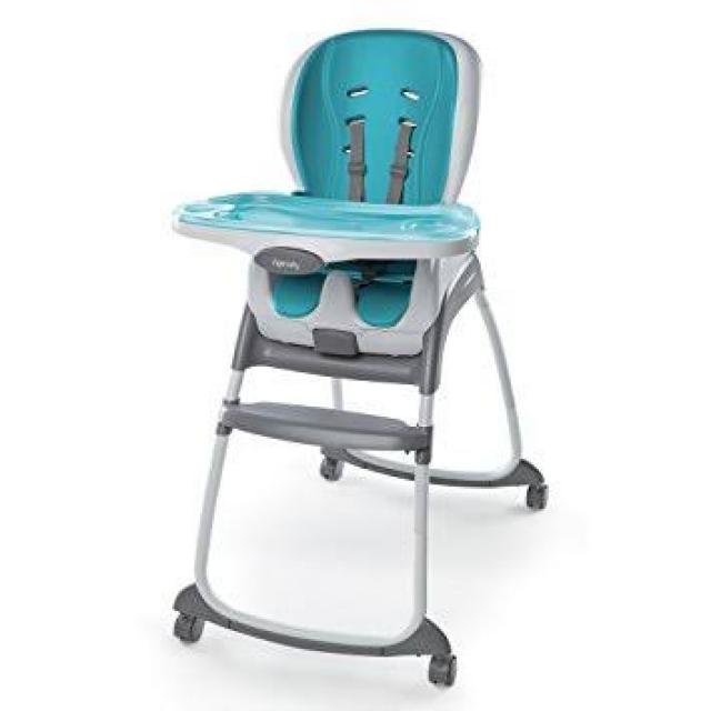 Ingeunity  Trio 3-IN-1 High Chair - Aqua