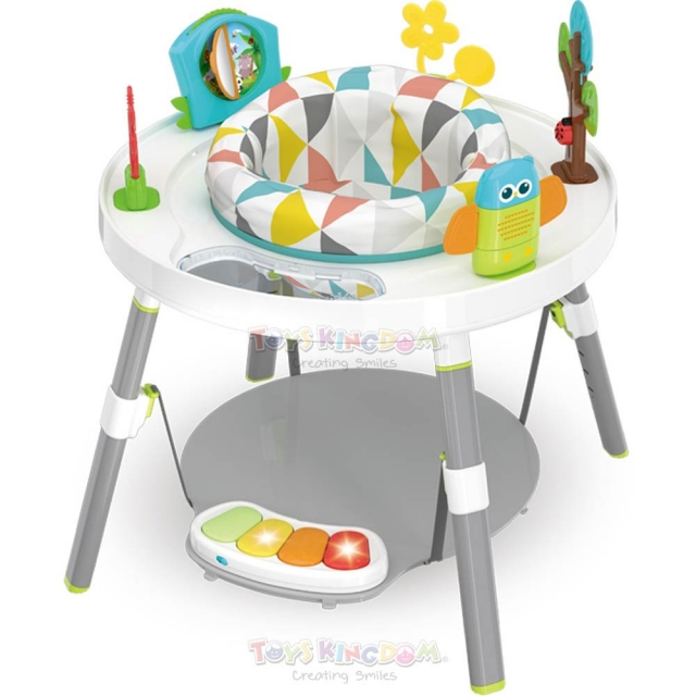 Little giggles babys view 3 stage jumping chair activity